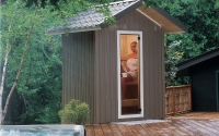 3 Reasons to Build an Outdoor Sauna in Your Backyard Picture